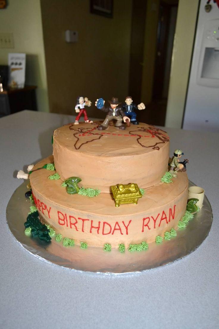 Indiana Jones Cake 8 best bday images