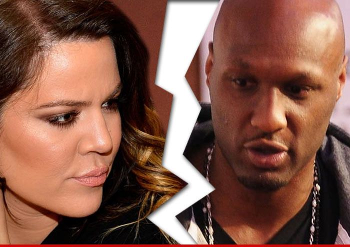 Khloe Kardashian is filing for divorce from Lamar Odom today