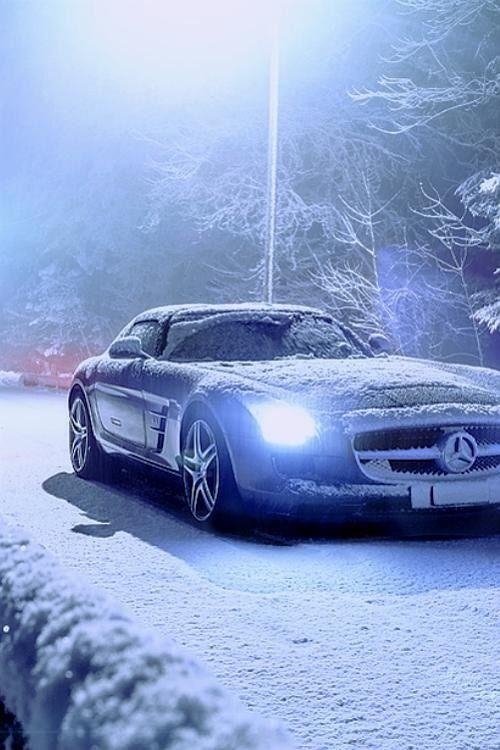 The Good Life Mercedes-Benz SLS AMG