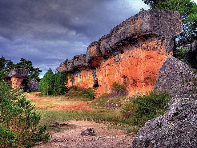 El Parque Natural de la Serranía de Cuenca alberga algunos de los tesoros naturales más importantes de España.