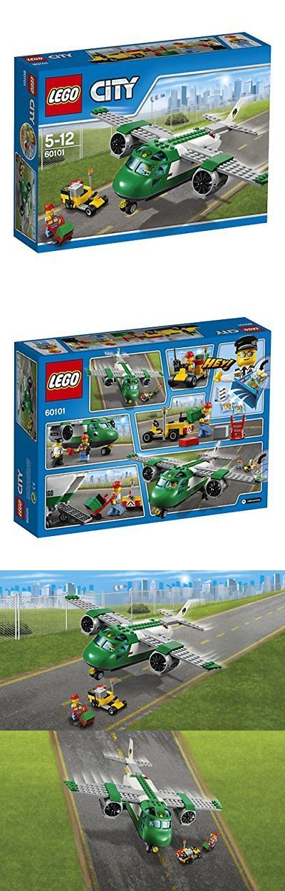 LEGO Branded Storage 183450: Lego Cargo Airplane 60101 -> BUY IT NOW ONLY: $56.4 on eBay!