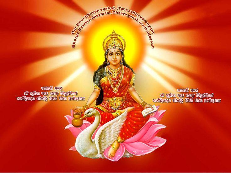 Mantra de la guérison : Comme tous les Mantras védiques, le Mantra Gayatri est censé transformer l'auditeur en receveur d'énergie divine, de pardon...