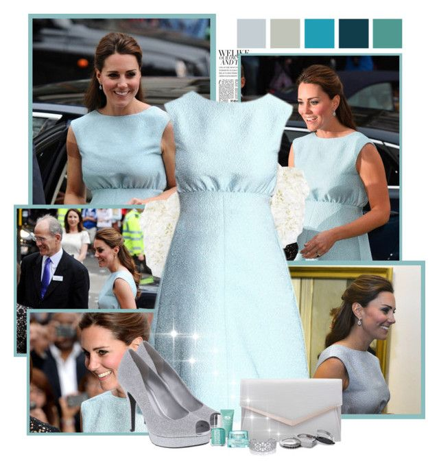 """Kate Middleton"" by rfultrastars ❤ liked on Polyvore featuring Reception, Ethan Allen, Origins, Essie, Christian Dior, Bling Jewelry, Iosselliani and katemiddleton"