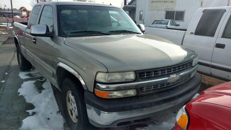 2001 chevy silverado 1500 towing capacity