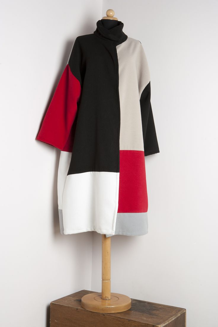 Coat by THEIA Lab's student, Bessy Giovri.