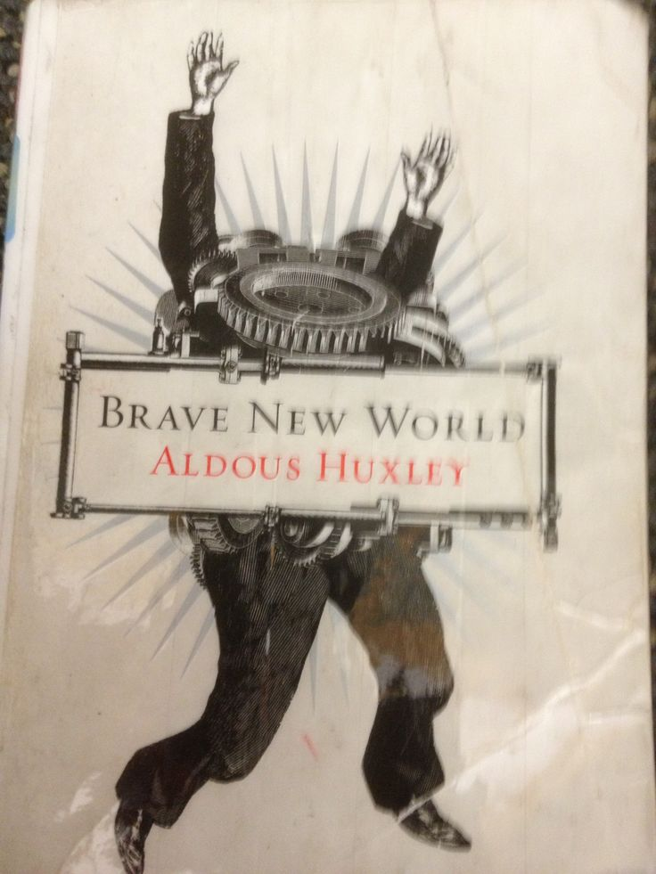 Brave New World by Aldous Huxley. UCLA  Alumni Book Club September 2013 meeting. #classicbooks