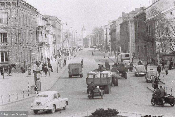 Zdjęcie numer 48 w galerii - Jak kiedyś wyglądał Białystok? Unikalne zdjęcia Antoniego Zdrodowskiego