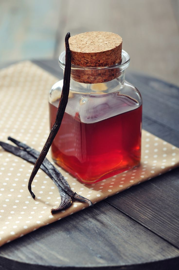 Alcohol free vanilla extract recipe using water.