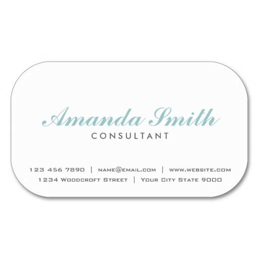 93 best Great Business Card Ideas images on Pinterest Card ideas - contact info template