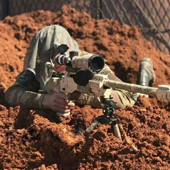 #TurkishNavalForces - Amphibious Marine İnfantry - Amphibious Commando - Sniper - (JNG-90)JMK BORA-12
