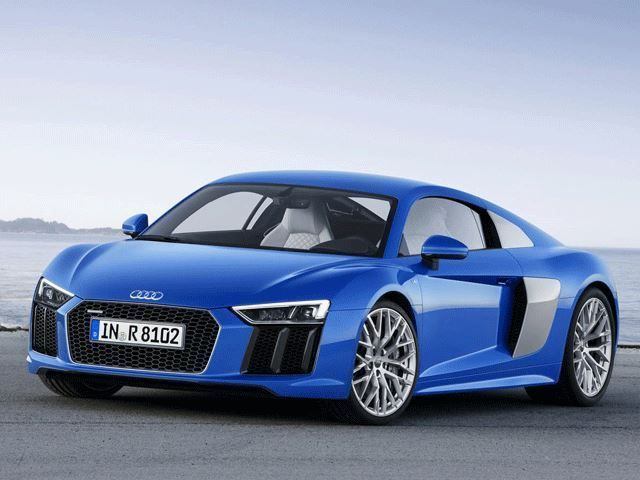 The New Audi R8 Looks Like Total Crap Stripped Down
