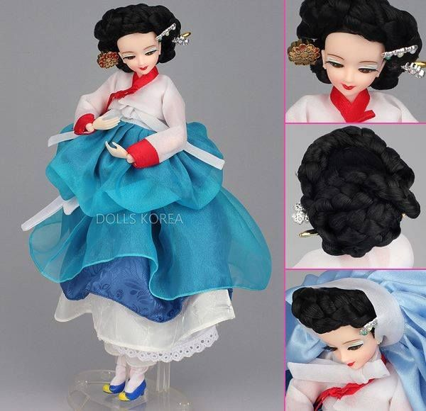 Korea doll
