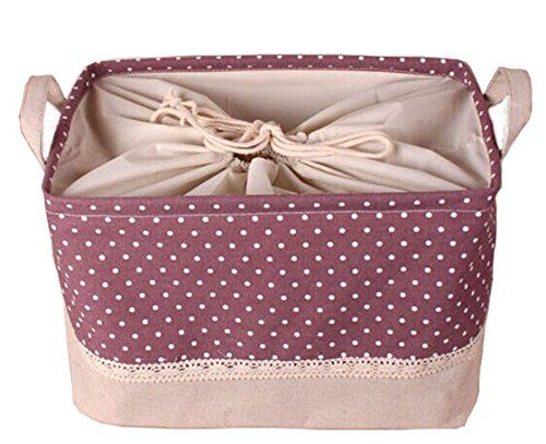 GreenForest+Storage+Round+Basket+with+totes,+Purple+Dots+ColorfulHall+Storage+http://www.amazon.co.uk/dp/B00UCXS90S/ref=cm_sw_r_pi_dp_KVuIwb0GAE4VY