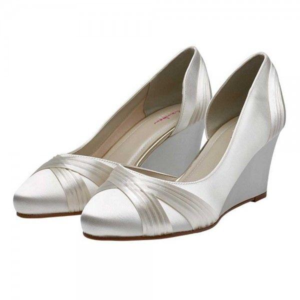 Vegan Dyeable Wedding Shoes