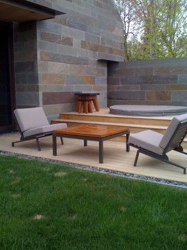 Built In Hot Tub Design Ideas, Pictures, Remodel, and Decor