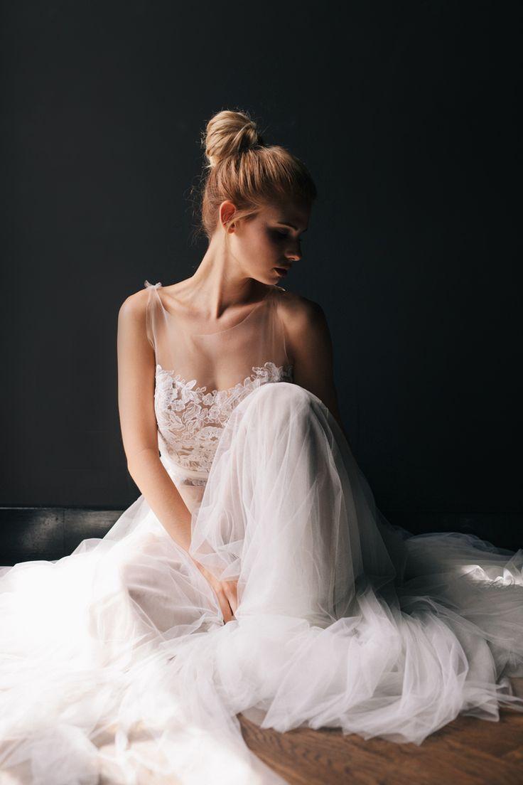 Ebury Loves | Ballet Inspired Wedding Dress