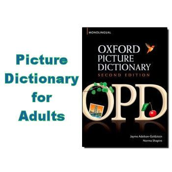 Literacy and Phonics, Phonetic Alphabet Book by Cheryl Paton: Picture Dictionary for Adults
