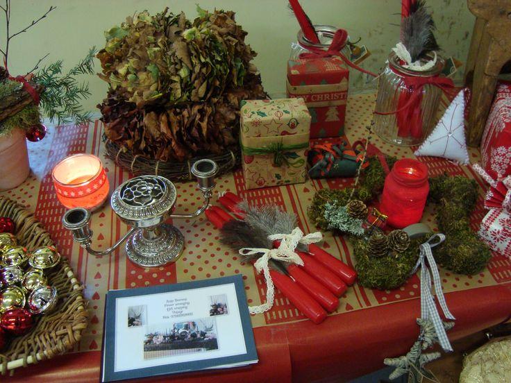 Kerstmarkt Corbenic Community Scotland