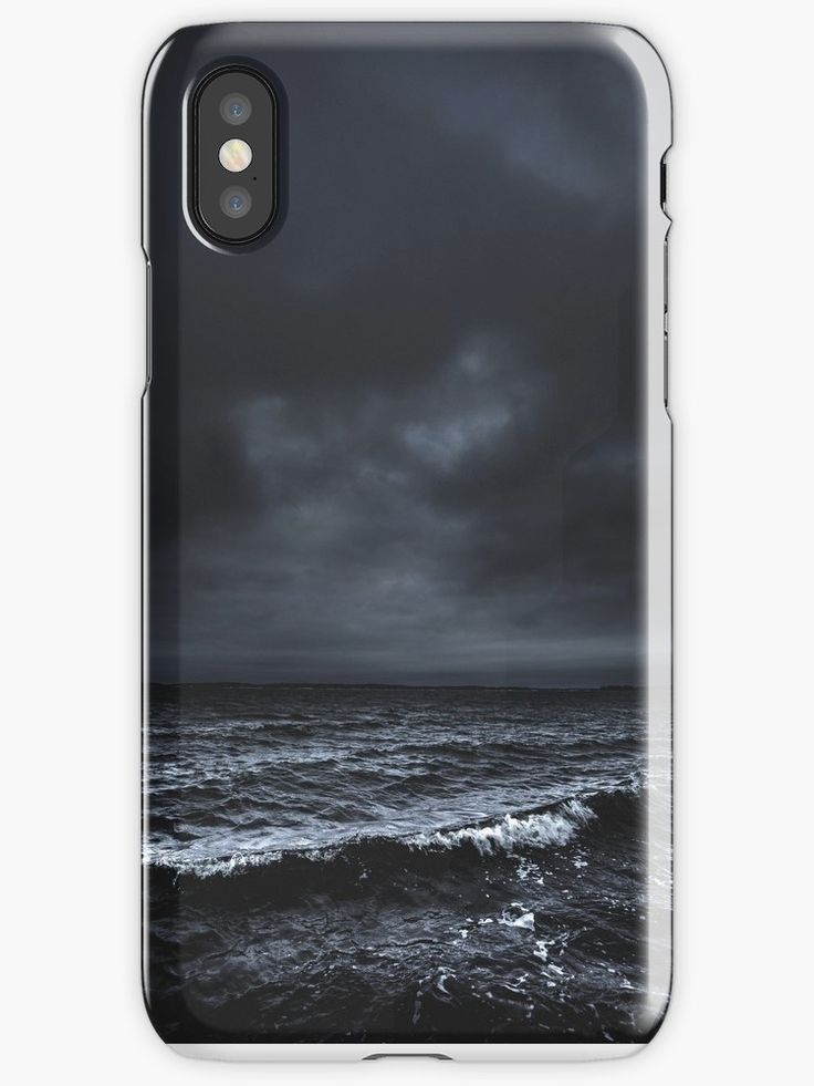 'I´m fading' iPhone Case/Skin by HappyMelvin. #ocean #sea #nature #photography #wanderlust #iphone #cases