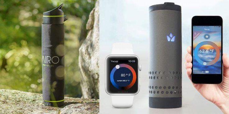Fontus dan Yecup 365, Dua Botol dengan Teknologi Tinggi yang Sangat Bermanfaat