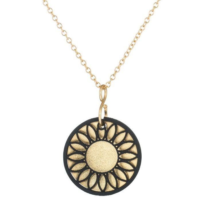 Kalevala Jewerly / Carousel Pendant ( black )