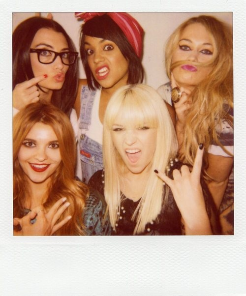 Parade UK girl group! Best British girl band if you ask me! <3