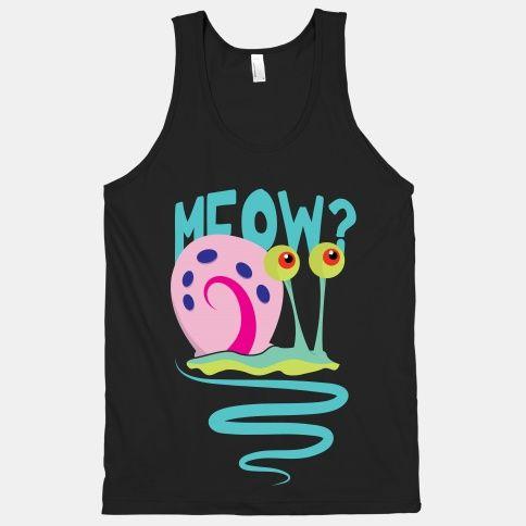 Wow I need this more than anything #spongebob #gary