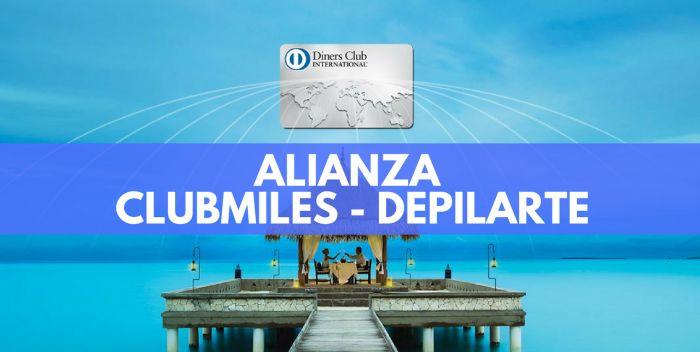 Alianza ClubMiles - Depilarte Ecuador