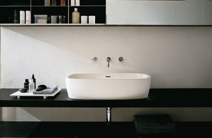 Agape - Products - Washbasins - Deep