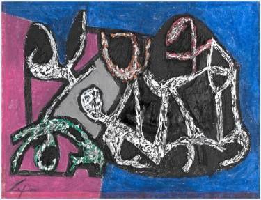 "Saatchi Art Artist Nicola Capone; Drawing, ""idea 56"" #art"
