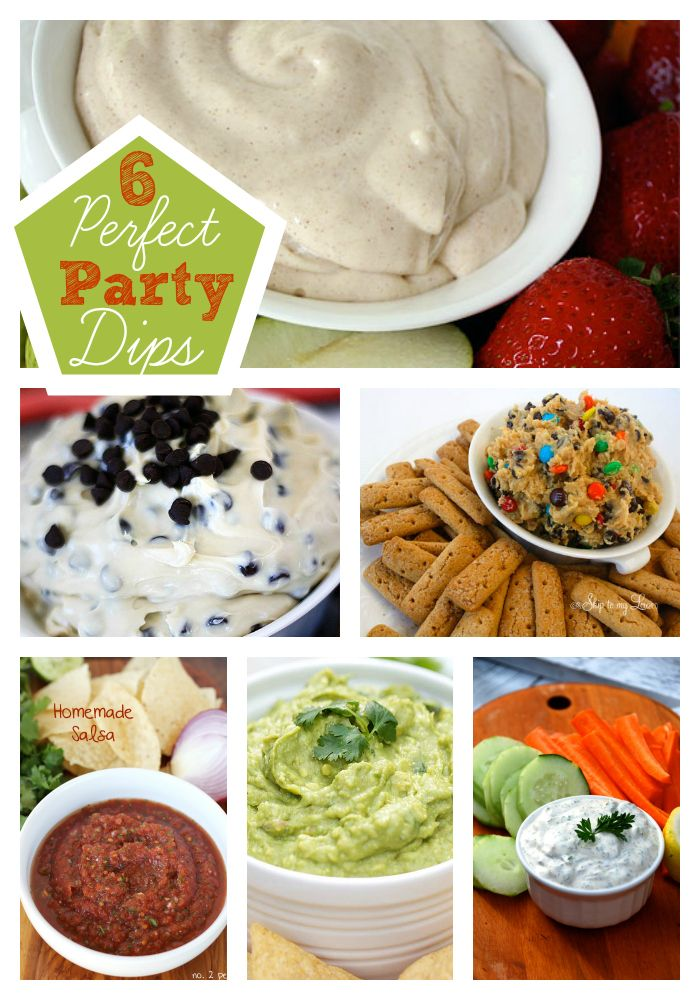 The best party dip recipes- sweet and savory. #recipe #dip