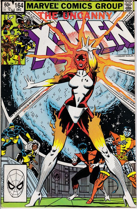Uncanny X-Men 164 December 1982 Issue Marvel by ViewObscura