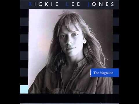 Rickie Lee Jones - The Magazine (Full Album) - YouTube