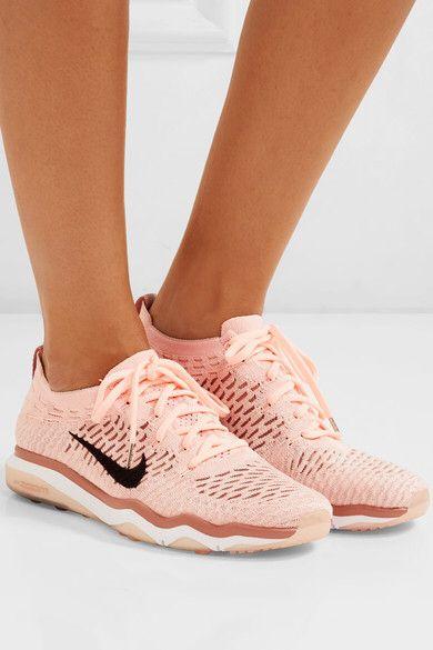 sale retailer c39ea 3c3da Nike - Air Zoom Fearless Flyknit Sneakers - Pastel pink