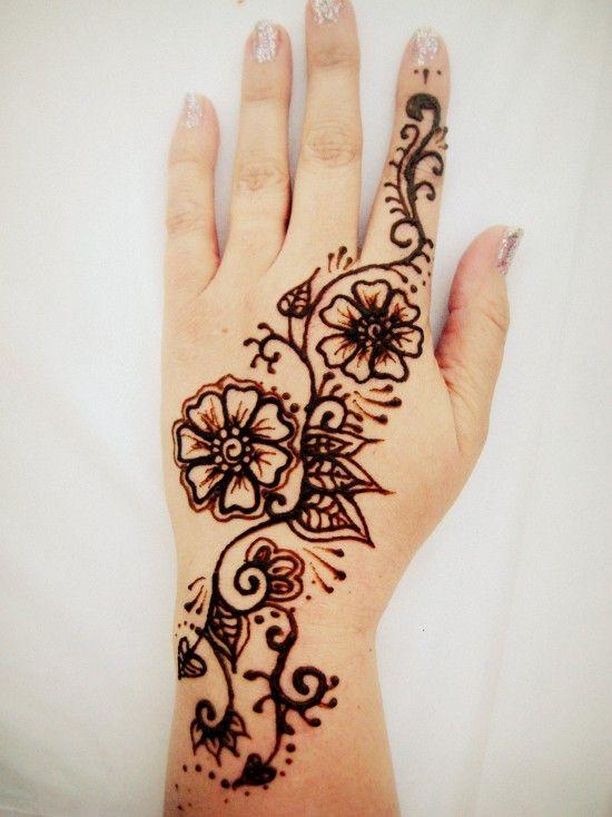 Mehndi Flower Quote : Best henna mehndi love images on pinterest
