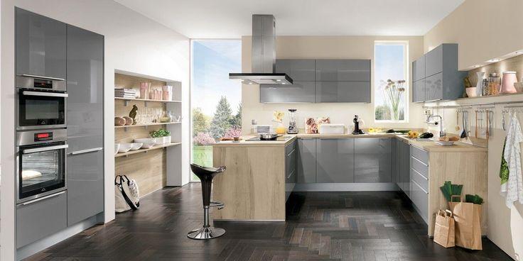#nobilia #bucatarii #bucatarii-nobilia.ro #high-gloss #kitchen  #kitchens #modern-kitchen #utragloss