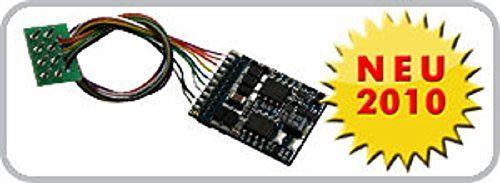 Esu 54611 Lokpilot V4 0 Dcc Mit 8 Pol Schnittstelle Digital Decoder Lokpilot V4 0 Dcc Mit 8 Poligem Stecker Nach Nem 652 4 Mit Je 2 Stecker Piloten Schalter
