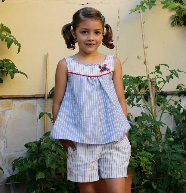Aventuras de costuras: Doña Coletas va de Campamento. Miss Pigtails goes to Summercamp