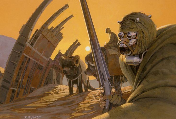 Star Wars Wüstenplanet
