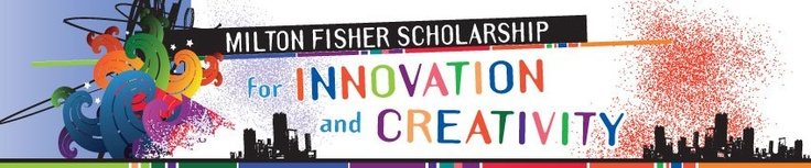 Milton Fisher Scholarship for Innovation and Creativity - The scholarship is open to exceptionally Innovative and Creative High School Juniors, Seniors and College Freshmen who are from Connecticut or the New York City metro area and plan to attend or are attending college anywhere in the U.S.