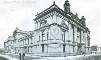 Session Court, Birkenhead