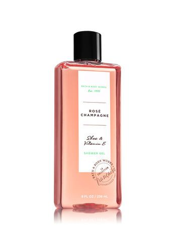 Signature Collection Rosé Champagne Shower Gel - Bath And Body Works