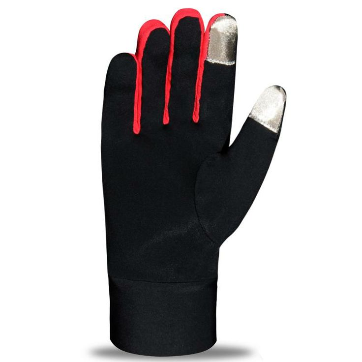 Mens running gloves -  Touch Screen Compatible Soft and Warm running gloves Touch Screen compatible allows for use of touch screen devices during workouts/running made of super Roubaix Fabric with two way stretch and brushed back for extra warmth Excellent thermal properties Fast wicking and drying Ideal for outdoor sports especially running and football Colour: Black and Yellow