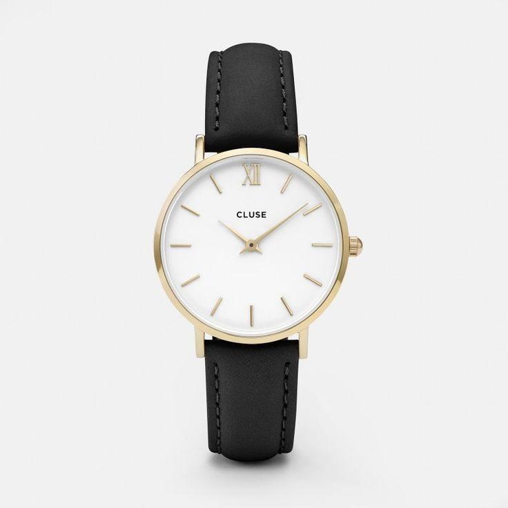 Minuit Gold White/Black CL30019