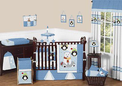 Penguin Bedroom Decor