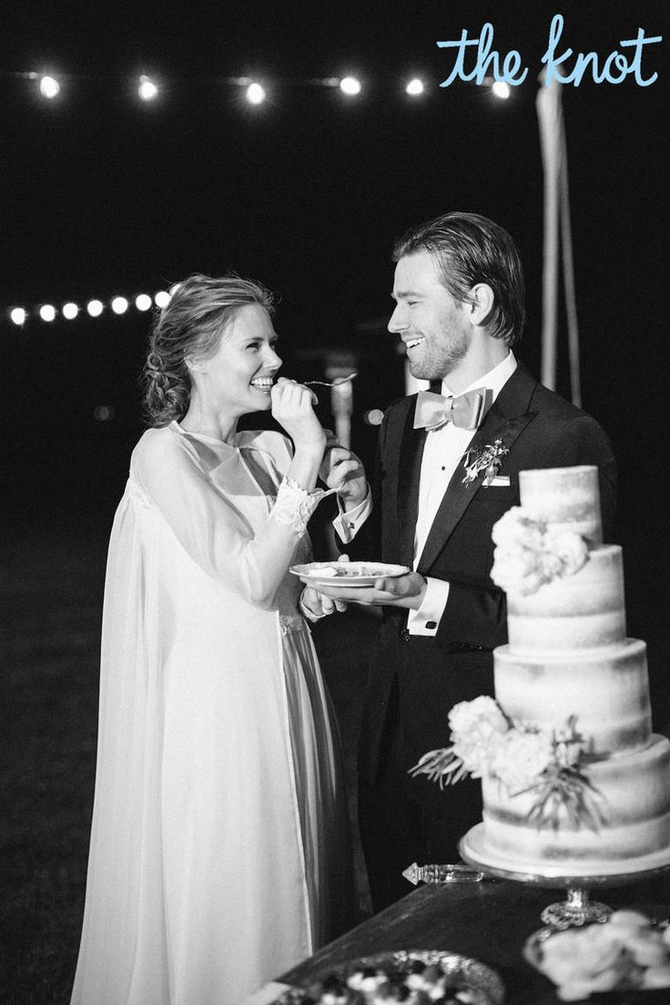 You've Got to See Alyssa Campanella and Torrance Coombs' Royal-Inspired Wedding Photos | Photo by: The Why We Love | TheKnot.com