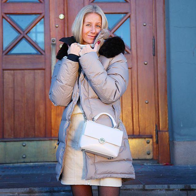 Fleischer Couture Down Coat Cinder Polaris j54LR3A
