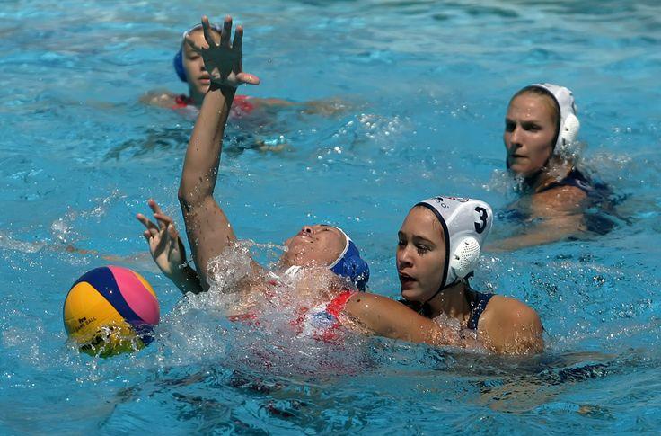 Βούλιαγμα.... #waterpolo #girlsinsports #watersports