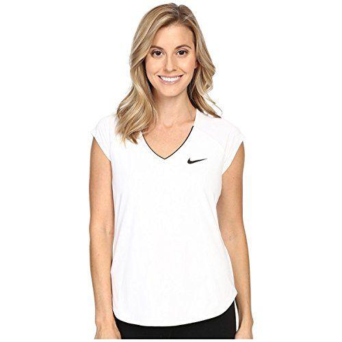 (ナイキ) Nike レディース トップス Tシャツ Court Pure Tennis Top 並行輸入品  新品【取り寄せ商品のため、お届けまでに2週間前後かかります。】 表示サイズ表はすべて【参考サイズ】です。ご不明点はお問合せ下さい。 カラー:White/Black 詳細は http://brand-tsuhan.com/product/%e3%83%8a%e3%82%a4%e3%82%ad-nike-%e3%83%ac%e3%83%87%e3%82%a3%e3%83%bc%e3%82%b9-%e3%83%88%e3%83%83%e3%83%97%e3%82%b9-t%e3%82%b7%e3%83%a3%e3%83%84-court-pure-tennis-top-%e4%b8%a6%e8%a1%8c%e8%bc%b8/