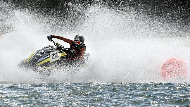 Jet Skiing in Hawaii   ... accident in Hawaii. Picture: Kate Czerny Source: Gold Coast Bulletin